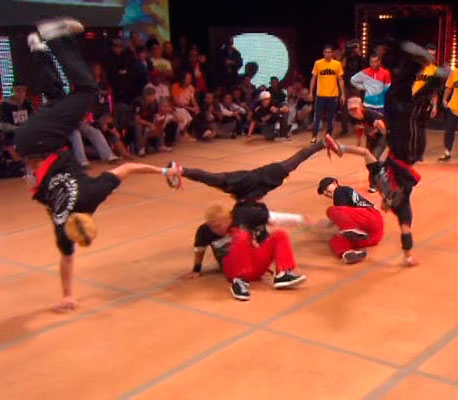 International Battle Of The Year 2010