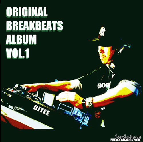 Original breakbeats album vol 1 for 1234 get on the dance floor mp3