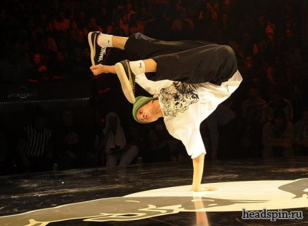 B-boy Kolobok (East Side B-Boys)
