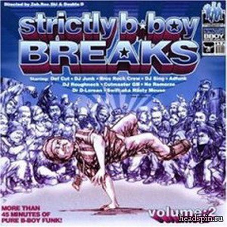 Strictly B-Boy Breaks (Vol.2)